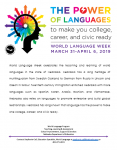 World Language Week Description